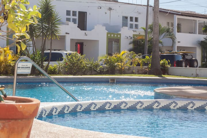 Safe Relaxing Private House with Pool - Puerto Vallarta