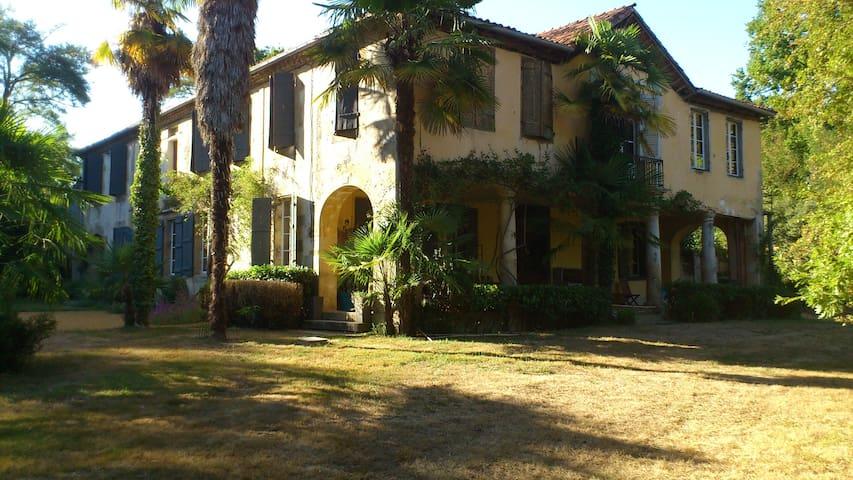 Maison Doat 1823 - Perchède - Hospedaria