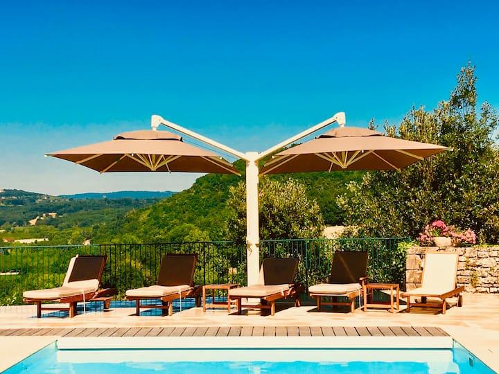 Luxury Villa in the Dordogne.