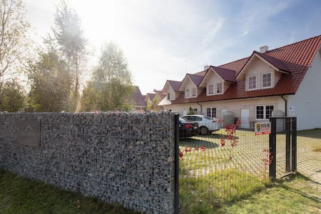 Villa Baltica Niechorze - Lägenhet
