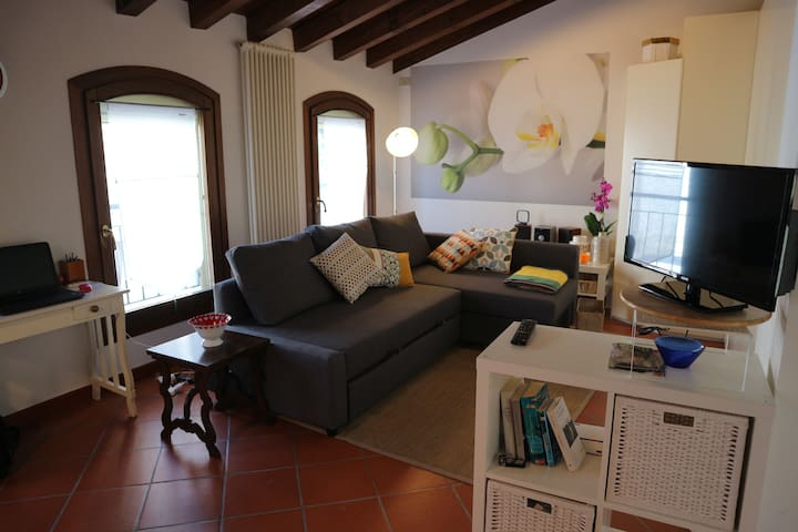 Flat near Treviso, 3 km from City Centre - Treviso - Appartement