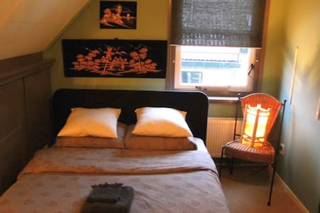 Feel at home in our cozy B&B.. breakfast included! - Lippenhuizen - Aamiaismajoitus