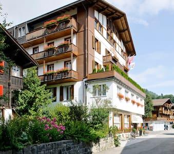 Hotel 3 stars-superior room in Adelboden - Adelboden - Muu