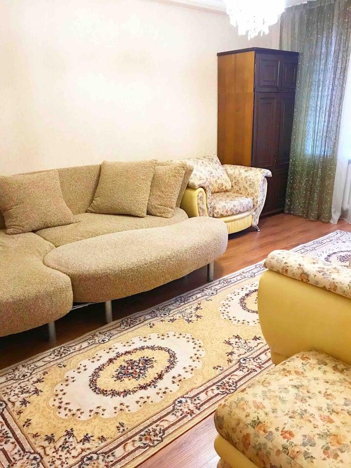 Сдам просторную,уютную,чистую квартиру посуточно