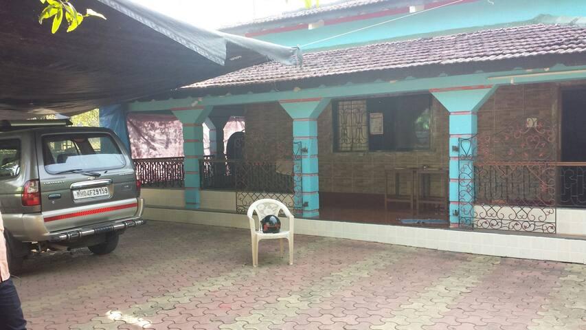 Bungalow manori/gorai - Mumbai