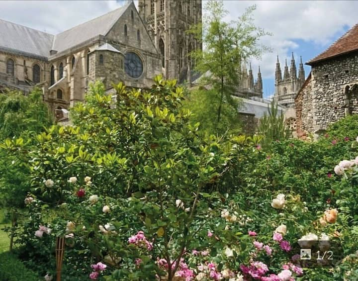 Canterbury Staycation
