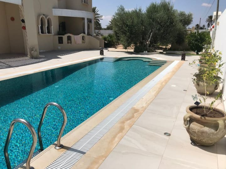 Dar Sara Maison individuelle avec piscine privée