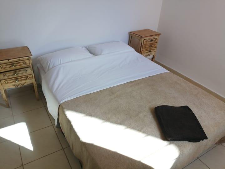 Beautiful rooms in the  Aziz apartment