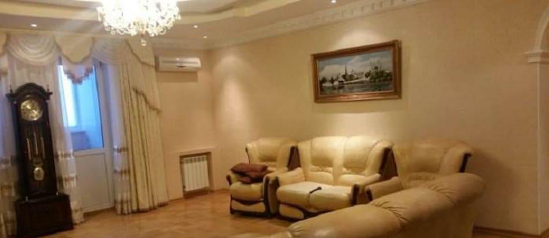 4-х комнатная квартира - Ufa - Departamento