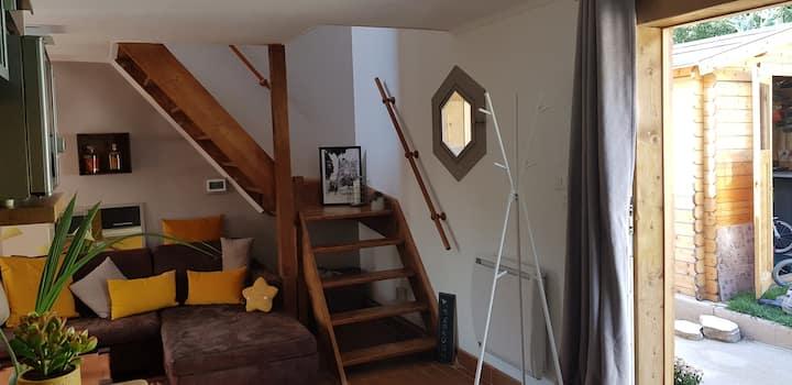 La Petite Maison - 45 m² cosy pour votre séjour !