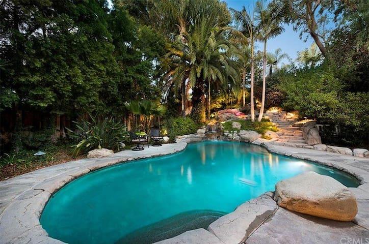 Resort Home close to Disneyland or Family Getaway - Yorba Linda - House