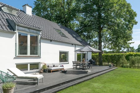 Big luxury villa in exclusive part of Copenhagen - Charlottenlund