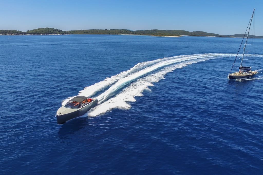 our new Van Dutch style yacht! it can be yours for a day! Book it for private or be part of the group!