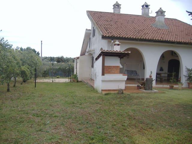 monolocale con mansarda - Pisticci - Villa