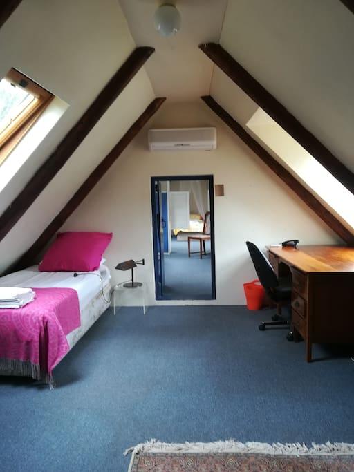 Einzel- oder Doppelzimmer