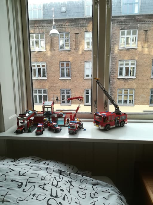 LEGO for a rainy day:-)