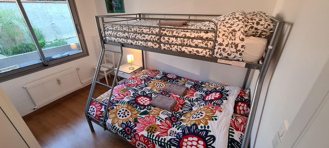 Chambre 3, Bedroom 3