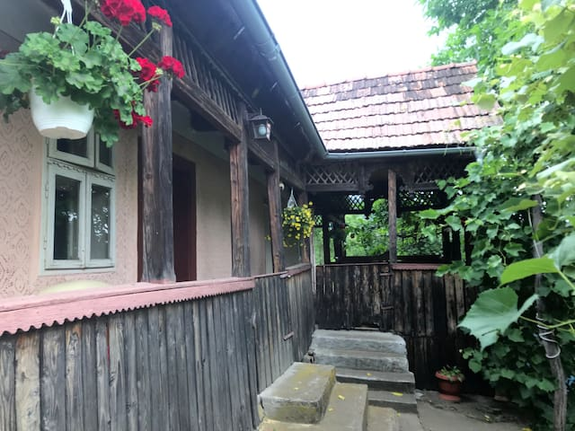 Old Transylvanian House