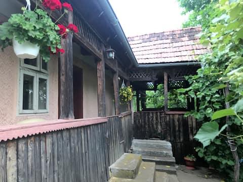 Old Transylvanian House