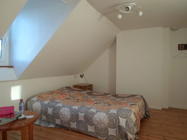 Chambre (lit 2 pers)