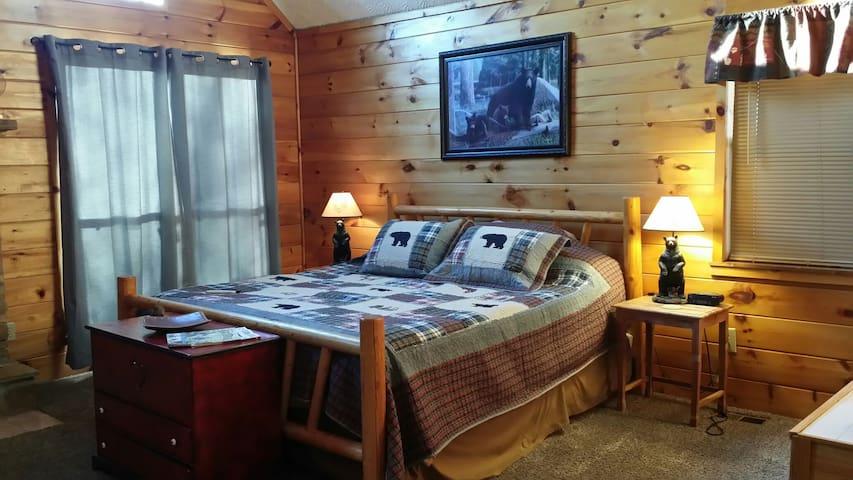 Cozy Bear Cabin - Sevierville