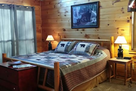 Cozy Bear Cabin - ONLY $99! - Sevierville