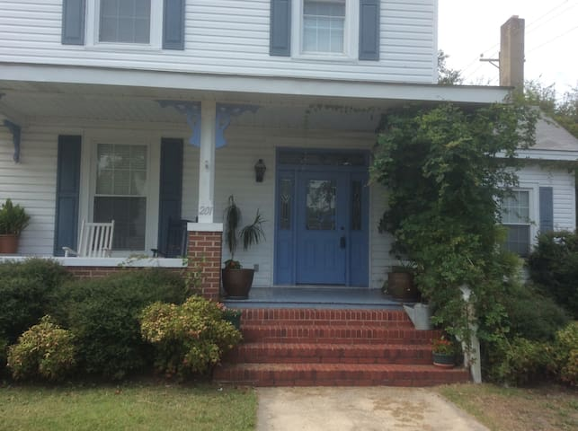 King bed/room in Laurinburg - Laurinburg - Dom