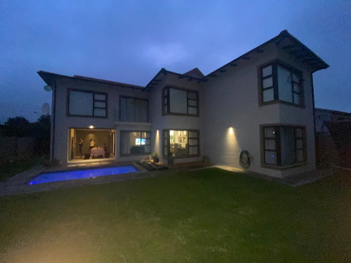 Entire 4 Bedroom house in a secure Estate