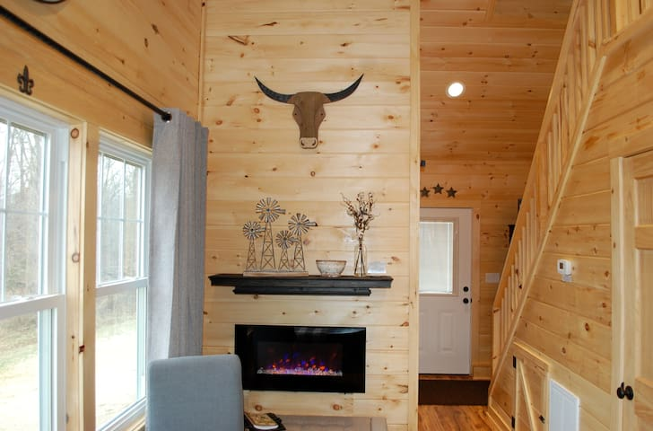 The Loft at Blue Sky Ranch: Perfect for Couples!