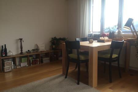 Hübsche Wohnung in ruhigem Bergdorf - Siat - Lejlighed