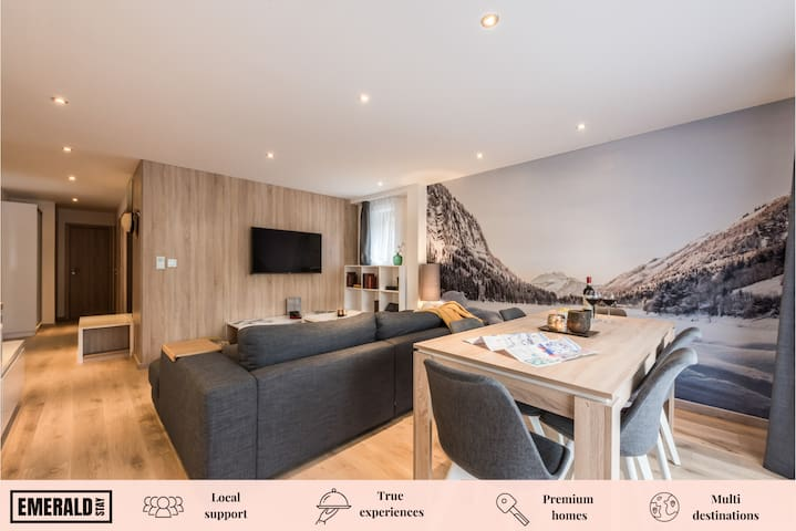 IROKO - Luxury apartment with spa and gym
