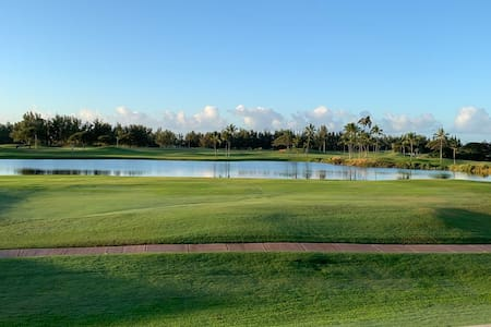 Golf Course Villa with Private Pool & Views