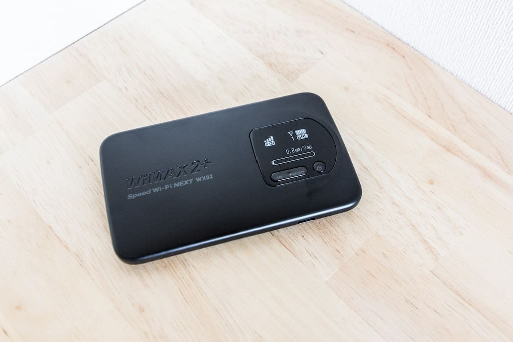 Pocket WIFI for guest t ouse