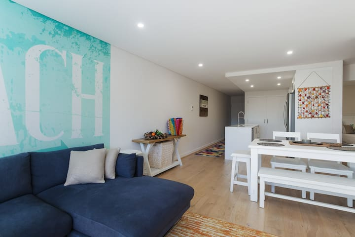 104 'The Shoal' 6-8 Bullecourt Street - linen included & under 200m to beach