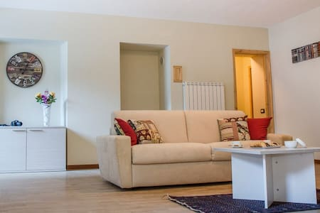 Cristallo - Beautiful&cozy, perfect for families - Belluno - Apartment