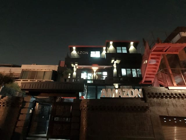 AmazonGuesthouse (4people dorm) - Yongsan-gu - Pensione