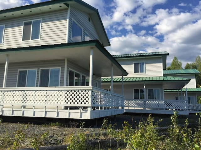 CastAway - Luxury Cabin 1 on Kenai River - Sterling