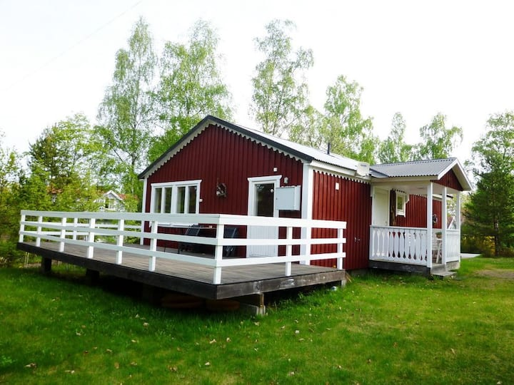 Haus/holiday house (5 p) (lake view, terrace)