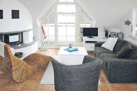 60 m² Holiday apartment in Norden for 4 persons in Norddeich / Norden - Norddeich / Norden - Apartemen