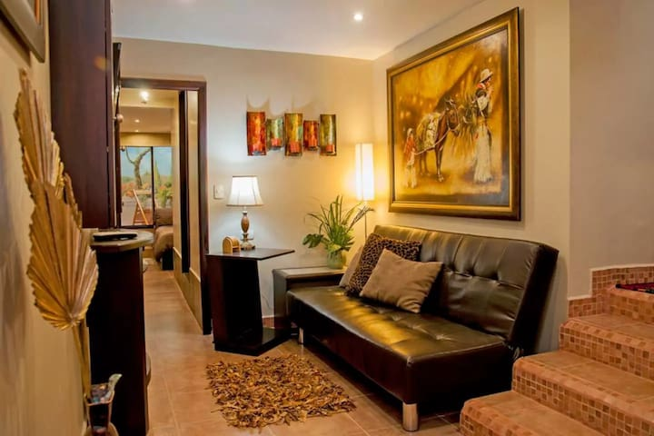 In the heart of Cuenca's historic district - Cuenca - Appartement