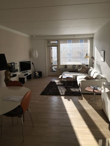30 min from Copenhagen Cozy apartment with balcony - Værløse - Appartement