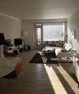 30 min from Copenhagen Cozy apartment with balcony - Værløse - Wohnung