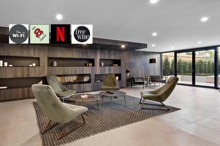 Brighton Modern 2BD Apartment with Wifi & Netflix