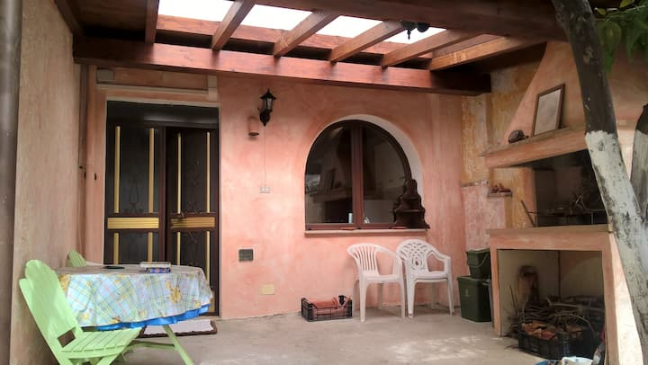 House with 2 bedrooms in Villaputzu - 4 km from the beach