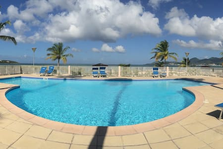 Apartment N0  4271  - NETTLE BAY BEACH CLUB - ST Martin, Caraibes - Marigot