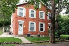 Historic+Schoolhouse+Now+City+Condo+Getaway