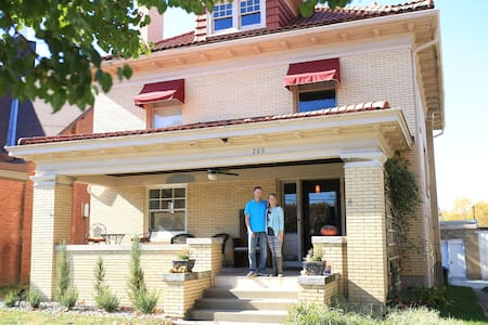 Folger Street Inn and Coffeehouse - 卡罗敦(Carrollton)