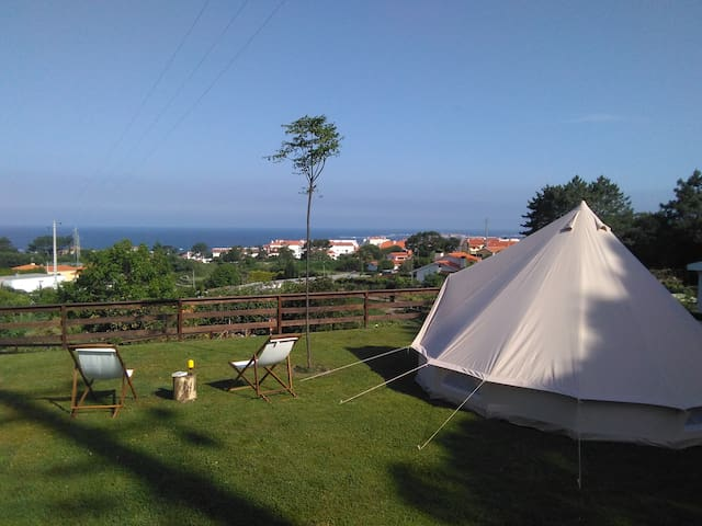 Tenda Glamping 3 - Nature on the Beach & Mountain