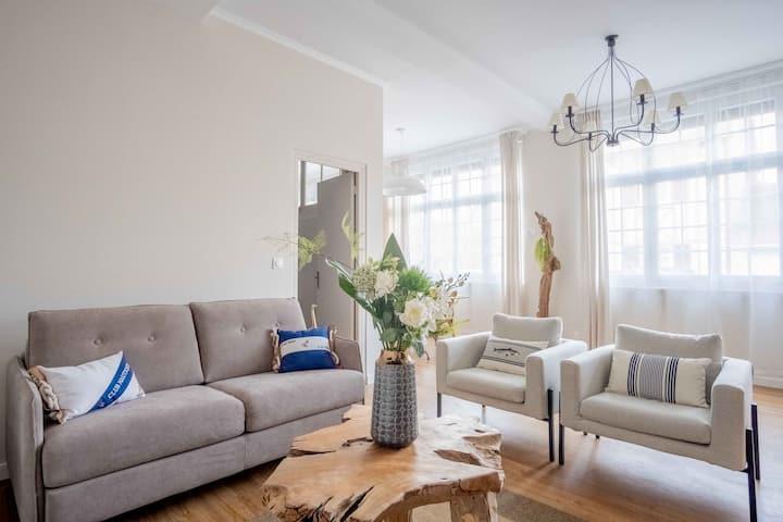 Élégant appartement en plein cœur de Cabourg