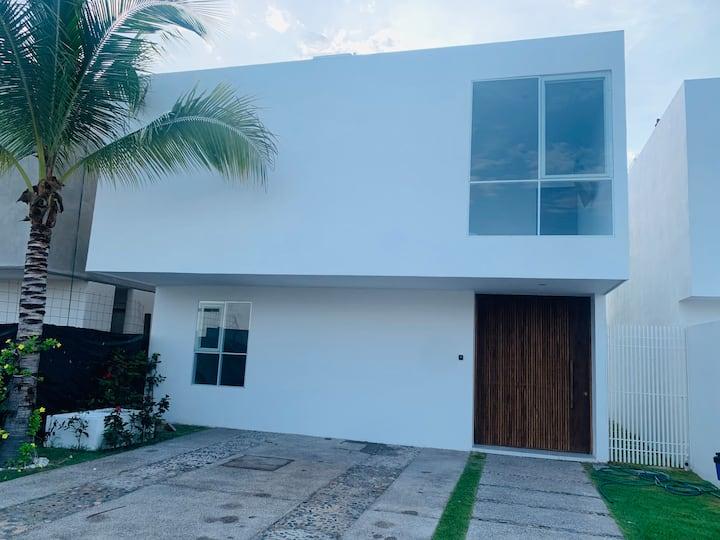 Nuevo Vallarta Increible casa Vacacional
